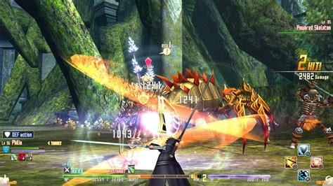 ps4 themes sword art online sword art online hollow fragment and lost song getting a
