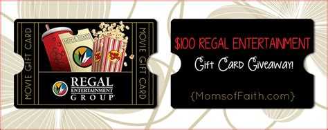 Regal Entertainment Gift Card - regal entertainment gift card giveaway 187 kid congeniality