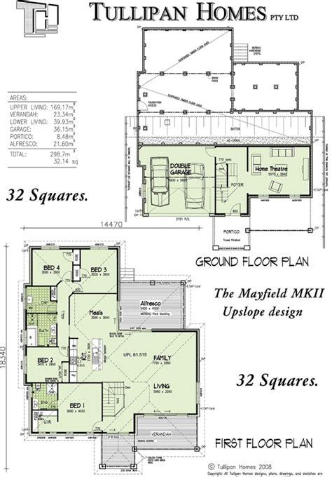 up slope house plans up slope house plans mayfield mkii upslope design home design tullipan homes