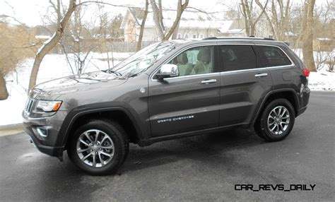 jeep cherokee 2015 road test review 2015 jeep grand cherokee limited 4x4