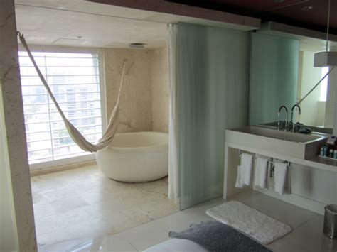 w hotel bathroom inside mexico city s w hotel canadian living