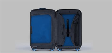 charging for carry on bags bluesmart carry on bag will charge your electronics sneakhype