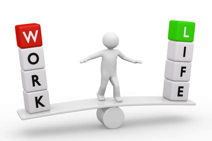 what is the new work balance expectation optimum