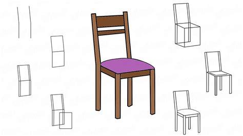 silla dibujo c 243 mo dibujar una silla de madera paso a paso
