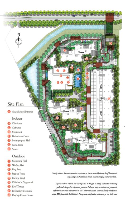 sle site plan review for d ambience johor bahru propsocial