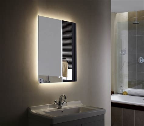 Backlit Led Bathroom Mirror by Product Printer Friendly Page