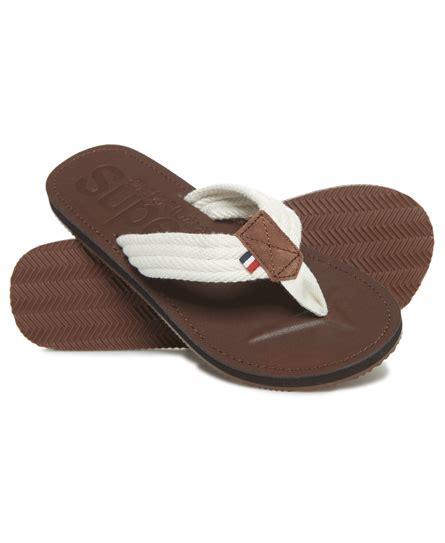 Superdry Sandal superdry de flip flops herren sandalen designer flip