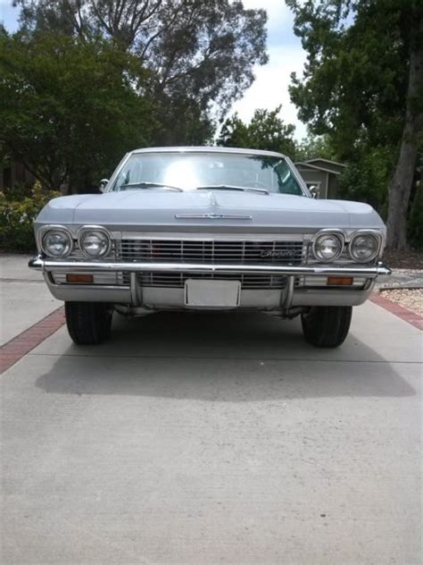 impala running 1965 chevy impala excellent running condition no reserve