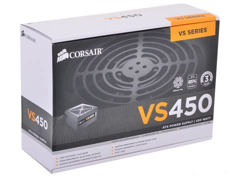 Corsair Vs450 Vs 450 Power Supply 450wat corsair vs450 450 watt power supply end 9 25 2017 10 18 pm