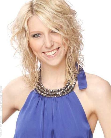short curly hairstyles for thin hair short hairstyles