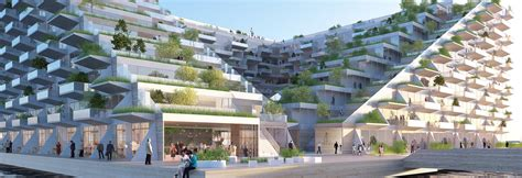 sustainable apartment design bjarke ingels group inhabitat green design innovation