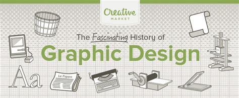 graphic design is history infographic the history of graphic design creative