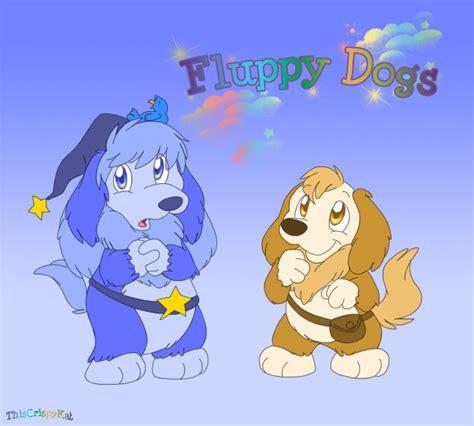 fluppy dogs fluppy dogs by thiscrispykat on deviantart