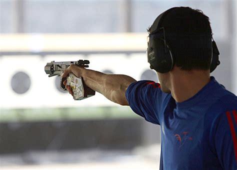 Sho Ayting 4th wuc shooting sport day 3