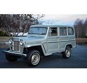 1960 WILLYS JEEP 4 DOOR WAGON  Barrett Jackson Auction Company