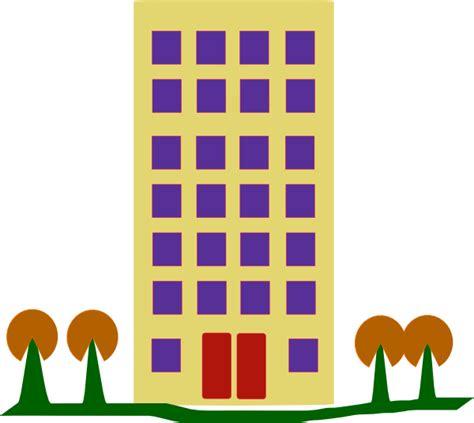 Flat Clipart housing flat clip at clker vector clip