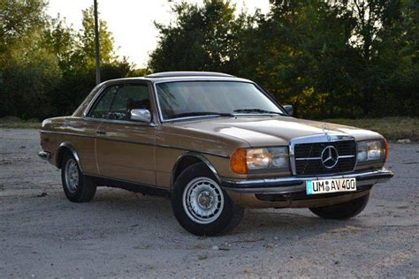 mercedes w123 coupe 280 ce zdj苹cie na imged