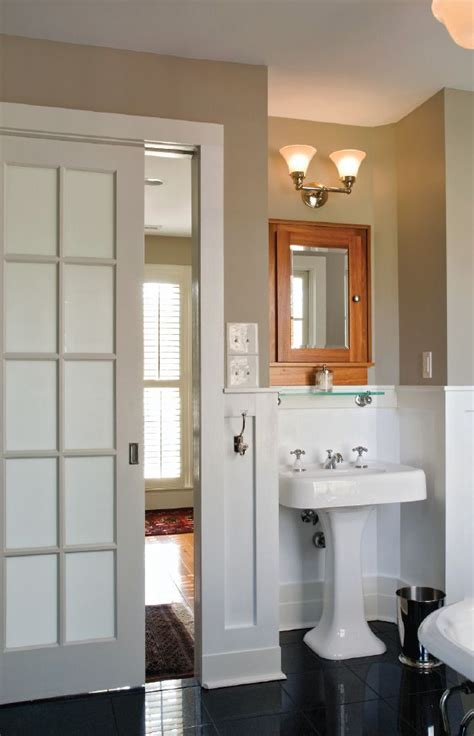 Bathroom Pocket Doors by 1000 Images About Pocket Doors On Pocket