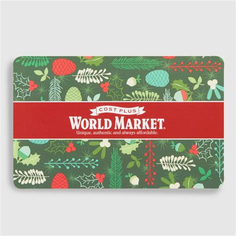 Cost Plus Gift Card - cost plus world market give a gift card e001 gc150 by world market e001 gc150 shop