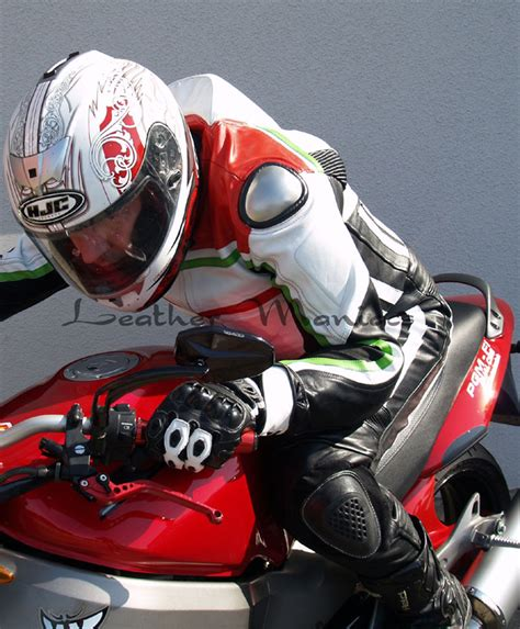 Motorradkombi Ducati by Motorradkombi 2 Teiler Ducati Rennkombi Leder Lederkombi