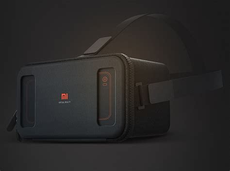 Xiaomi Vr xiaomi mi vr headset launched with zipper design top ten