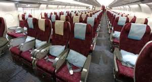 economy | a340 600 | qatar airways | seat maps | reviews