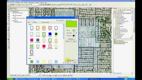 tutorial hydrology arcgis 10 tutorial in arcmap arcview 10 0 create a quick map