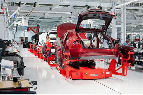 to fremont where tesla will continue to assemble finished vehicles tesla motors freemont impremedia net