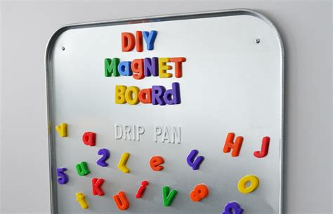 Magnet Board by Diy Magnet Board Whisking