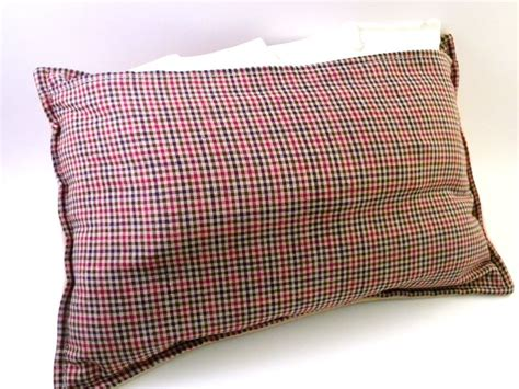 Microwave Heat Pillow by Lumbar Pillow With Microwave Heating Pad Insert Lower