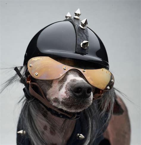 puppy helmet spiked mohawk helmet biker accessories helmets