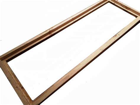 fabriquer un miroir plein pied avec de vieilles portes coulissantes d 233 conome