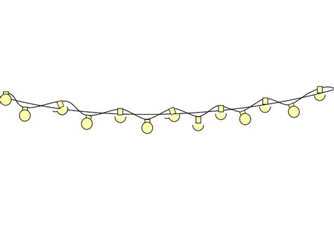 string of lights clipart lights clip dothuytinh