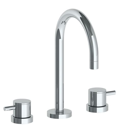 watermark bathroom faucets watermark 22 2 tib titanium widespread bathroom faucet