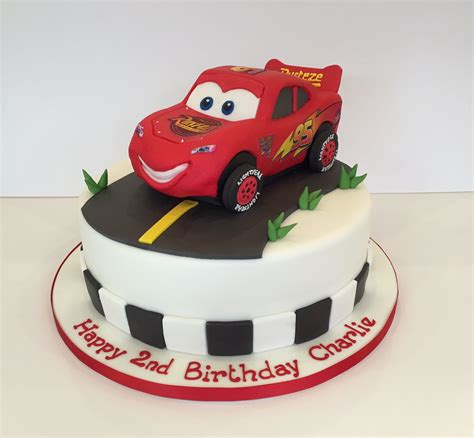 Character Cakes by Children Car Plane Birthday Cakes
