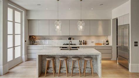 kitchen design ideas photo gallery sinks bench and 15 blickfangende k 252 cheninseln zum tr 228 umen trendomat com
