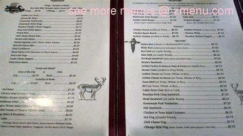 Cabin Fever Peru Il by Menu Of Cabin Fever Bar Grill Restaurant Peru