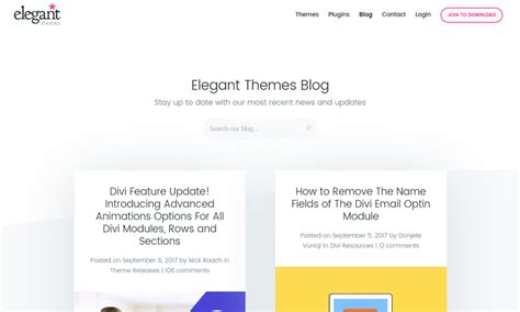 theme blog elegant 15 of the most popular top wordpress blogs to follow in 2018