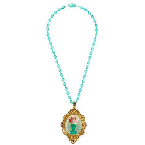 disney princess kingdom necklace disney princess