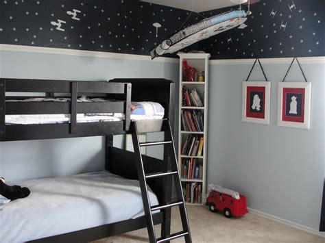 star wars themed bedroom piccadilly peddlers boy s star wars room