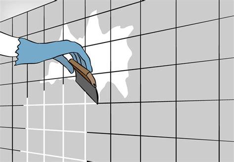 Badezimmer Fliesen Ratgeber by Fliesen Auf Fliesen Verlegen Obi Ratgeber