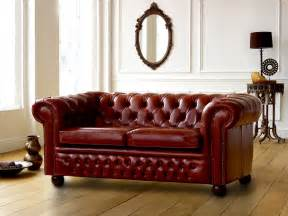Leather Chesterfield Sofa Claridge Leather Chesterfield Sofa