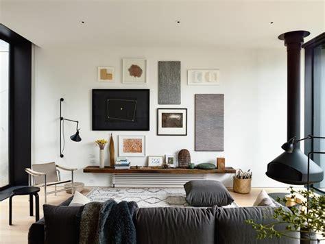 Deco Mur Interieur Moderne 3880 by D 233 Co Mur Salon 50 Id 233 Es R 233 Tro Vintage Et Artistiques