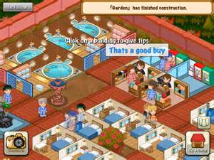 Happy hotel games entertainment simulation family free app for iphone