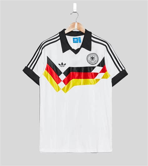 Adidas Germany adidas originals germany home jersey 88 size
