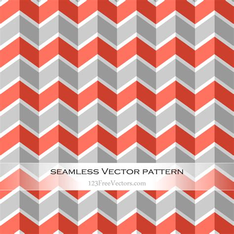 Pola Motif Chevrons Pattern orange and grey chevron pattern background 123freevectors