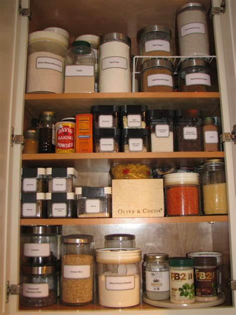 Martha Stewart Pantry List by Home Organized Pantry Project Stylish Spoon