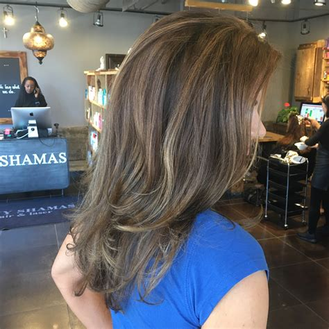 Hair Dresser Toronto by Best Hair Colour Toronto Salon Tony Shamas Highlights
