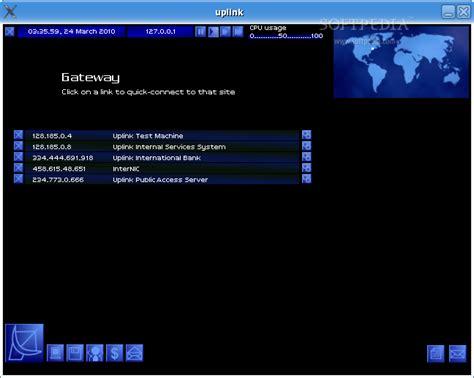Uplink Criminal Record Uplink Linux Softpedia Linux
