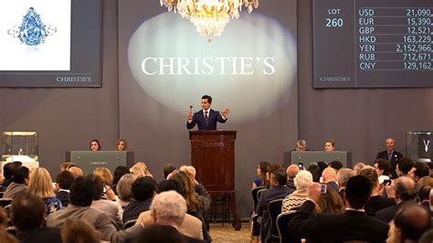 christie s auction house new york bid in a christie s live auction without ever leaving home